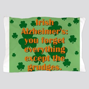 Irish Alzheimers Pillow Case