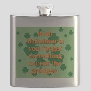 Irish Alzheimers Flask