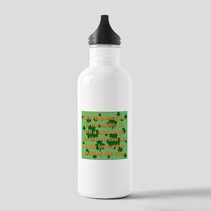 Irish Diplomacy Water Bottle