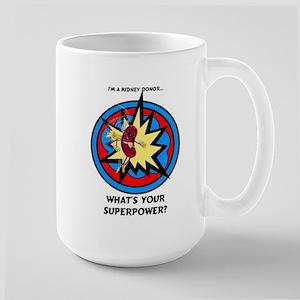 Super Donor Mugs