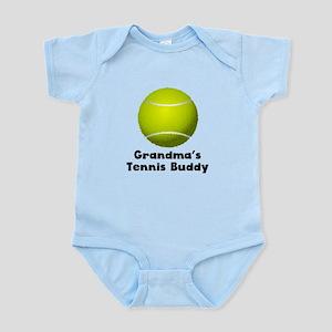 Grandmas Tennis Buddy Body Suit