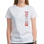 Danmark Women's T-Shirt