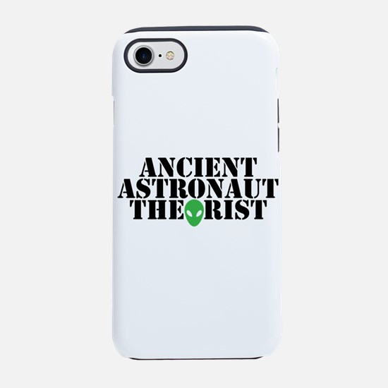 Ancient Astronaut Theorist A iPhone 8/7 Tough Case