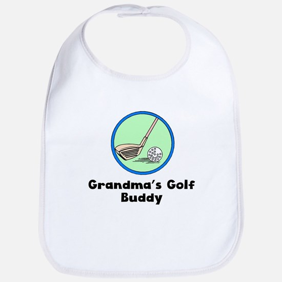 Grandmas Golf Buddy Bib