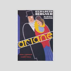 Ariane Vintage French Movie Poster 5'x7'ar
