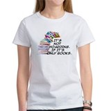 Books Women's T-Shirt