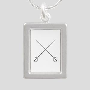 Rapier Swords Necklaces