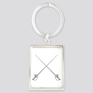 Rapier Swords Keychains