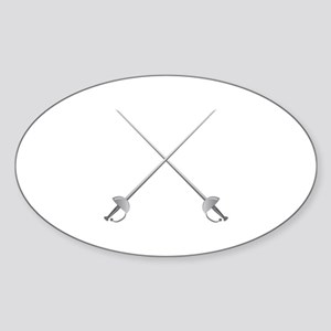 Rapier Swords Sticker