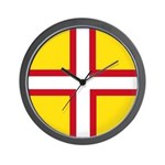 Dorset Flag Wall Clock
