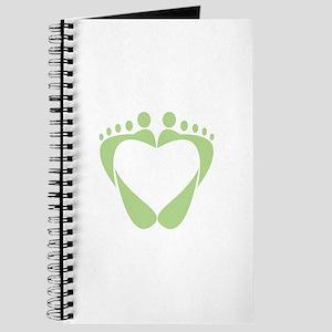 Foot Prints Journal