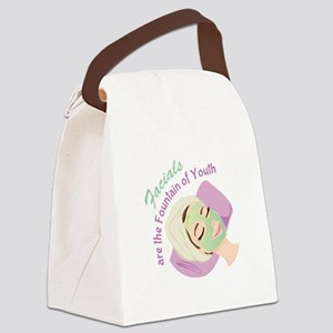 Foundation Of Youth Canvas Lunch Bag