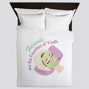 Foundation Of Youth Queen Duvet