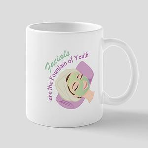 Foundation Of Youth Mugs