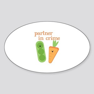 Partner In Crime Sticker