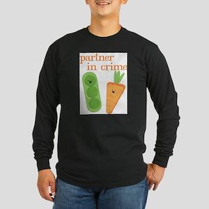 Partner In Crime Long Sleeve T-Shirt