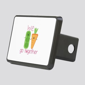 We Go Together Hitch Cover