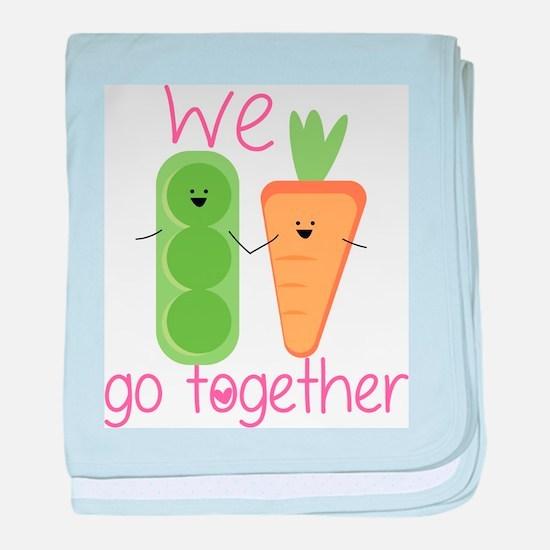 We Go Together baby blanket