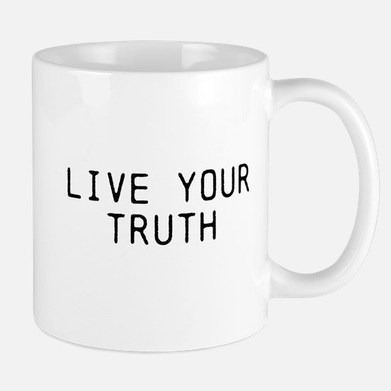 Live Your Truth Mugs