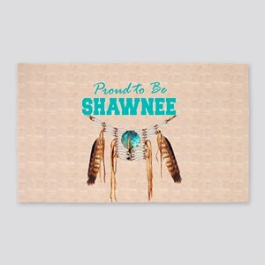 Proud To Be Shawnee Area Rug