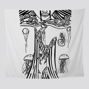 Sorrow Wall Tapestry