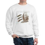 Carrie Stevens Gray Ghosts Sweatshirt