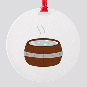 Hot Tub Ornament