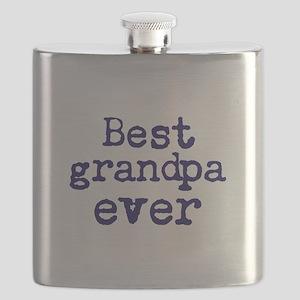 Best Grandpa Ever Flask
