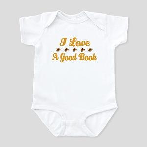 Love Books Infant Bodysuit