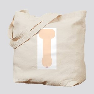 64ac5ba4cd Foreskin Canvas Tote Bags - CafePress