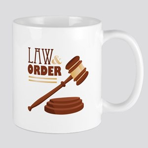 Law & Order Mugs