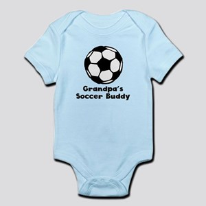 Grandpas Soccer Buddy Body Suit