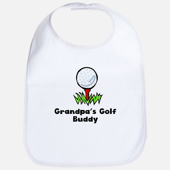 Grandpas Golf Buddy Bib