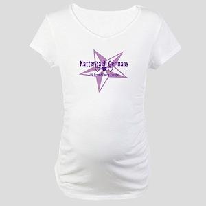 Katterbach Germany Maternity T-Shirt
