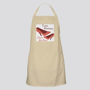 I Am Woman Apron