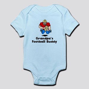 Grandpas Football Buddy Body Suit