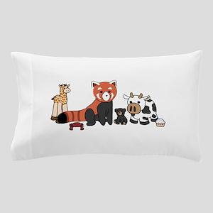Fun Stuffed Pillow Case