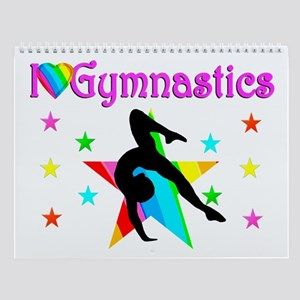 Best Gymnast Wall Calendar