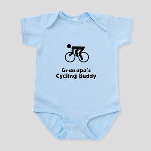 Grandpas Cycling Buddy Body Suit