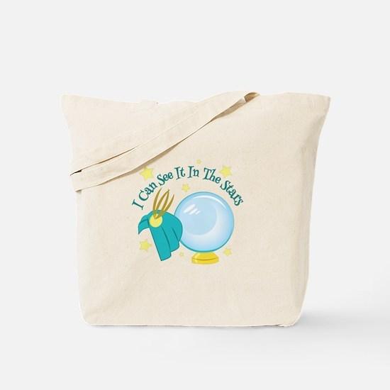 In The Stars Tote Bag