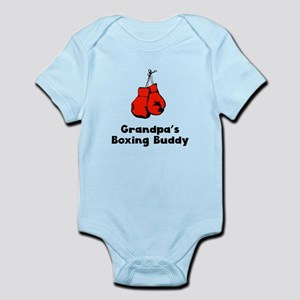 Grandpas Boxing Buddy Body Suit