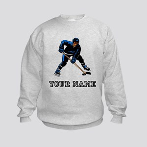 Hockey Player (Custom) Sweatshirt