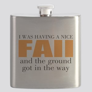 cute fall Flask