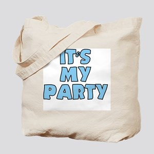 It's my party Baby Tote Bag