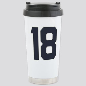 18 18th Birthday 18 Yea Stainless Steel Travel Mug