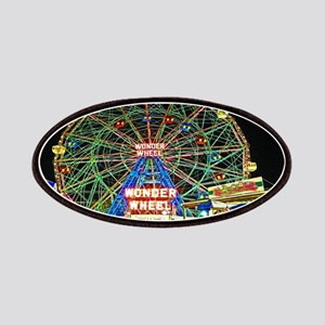 Coney Island's wonderous Wonder Wheel Patch