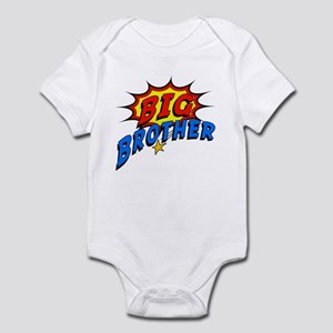 Big Brother Superhero Infant Bodysuit
