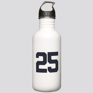 25 25th Birthday 25 Ye Stainless Water Bottle 1.0L