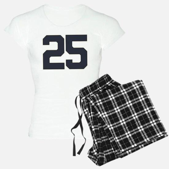 25 25th Birthday 25 Years O Pajamas