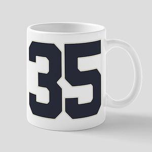 35 35th Birthday 35 Years Old Mug